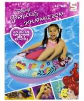 Disney princess ariel opblaasbare boot voor peuters 90 cm