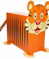 Doe het zelf tijger maken pakket