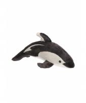 Dolfijnen knuffeltje 23 cm