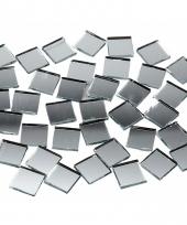 Doos met mozaiek tegels10x10mm 500 stuks