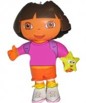Dora pop opblaasbaar 46 cm