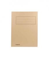 Dossiermap 24 x 35 cm beige