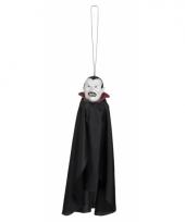 Dracula pop met cape 40 cm