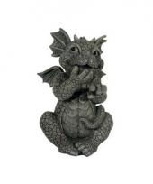 Draken beeldjes 30 cm mystieke dieren