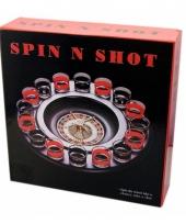 Drank spelletjes roulette