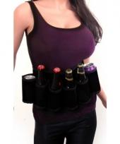 Drankriem voor zes drankjes 10061769