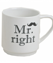 Drinkbeker mr right