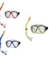 Duikbril en snorkel voor volwassenen