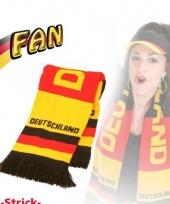 Duitse sjaal deutschland 140 cm