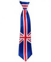 Engelse vlag stropdassen