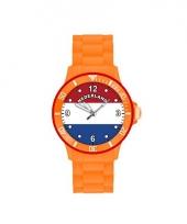 Fans horloge holland voor heren