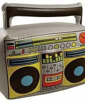 Feest decoratie opblaasbare radio