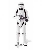 Filmdecoratie bord stormtrooper