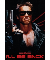 Filmposters the terminator