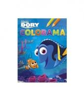 Finding dory colorama kleurboek
