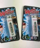 Fop kauwgom waterpistool pakje