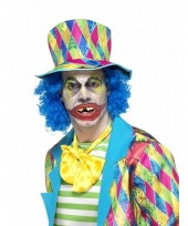 Fopgebit scheve clownstanden