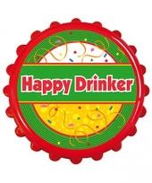 Frisdrank opener happy drinker