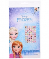 Frozen stickervellen 108 stickers