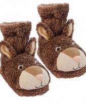 Fun for feet pantoffel sokken konijn