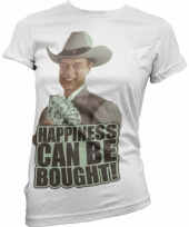 Fun shirt happiness can be bought wit
