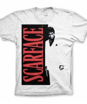 Fun shirt scarface poster
