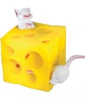 Fun stretch muis en kaas