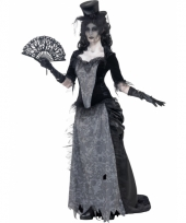 Geest widow kostuum voor dames