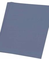 Gekleurd hobby papieren grijs a4