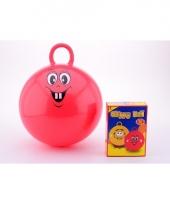 Gekleurde skippyballen 50 cm