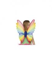 Gekleurde vleugels