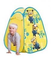 Gele kinder speeltentje minions