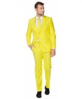 Gele maatpakken voor heren