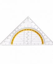 Geometrie driehoek 14 cm