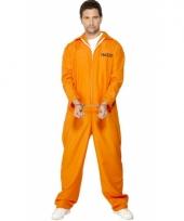 Gevangenis pak voor volwassenen