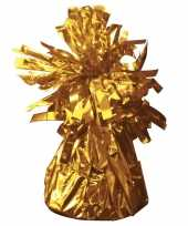 Gewicht goud voor ballonnen 170 gr