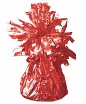 Gewicht rood voor ballonnen 170 gr