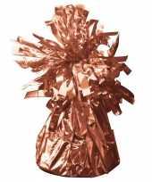 Gewicht rose goud voor ballonnen 170 gr