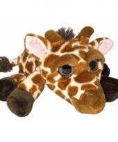Giraf knuffeltje 33 cm