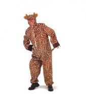 Giraffe outfit voor dames en heren