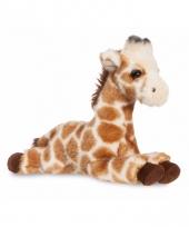 Giraffen knuffeltje 20 cm