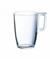 Glazen beker 320 ml