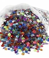 Glinster steentjes assorti 3000 stuks