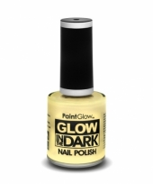 Glow in the dark nagellak transparant