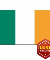 Goede kwaliteit ierse vlaggen