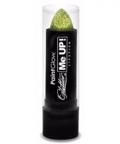 Gouden glitter lippenstift