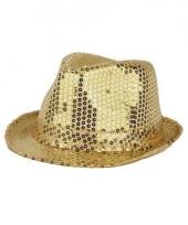 Gouden hoedjes bling bling