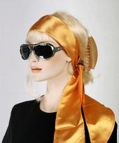 Gouden hoofdsjaals