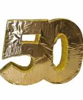 Gouden pinata 50 jaar