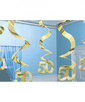 Gouden rotorspiralen 50